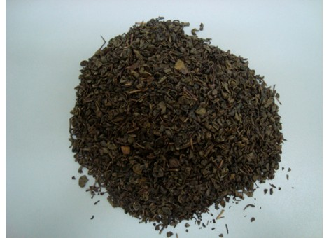 GUNPOWDER GREEN TEA (Thea sinensis)