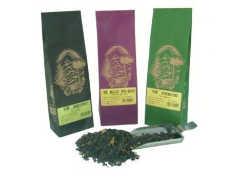 TÉ NEGRO CHOCOLATE Y COCO (Thea sinensis)